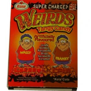 Weirds Cherry & Cola 40g (similar to nerds)